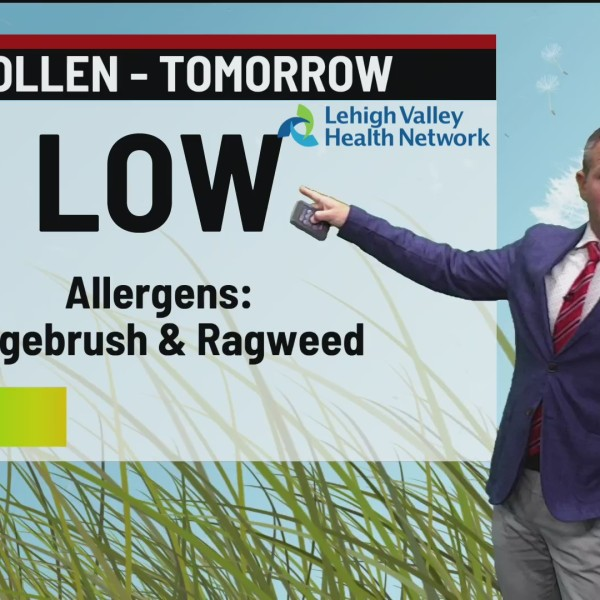 Allergy Alert: September 23, 2020