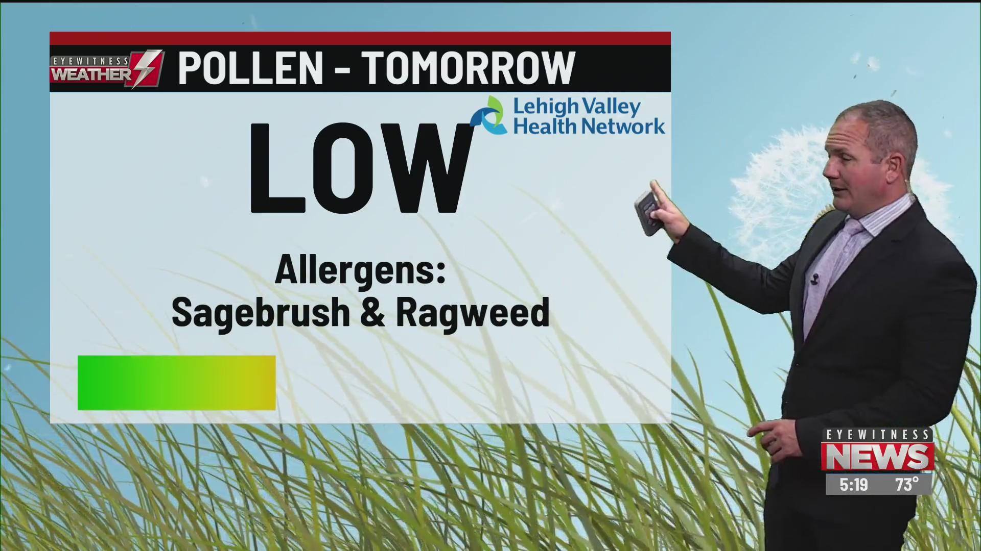 Allergy Alert: September 24, 2020