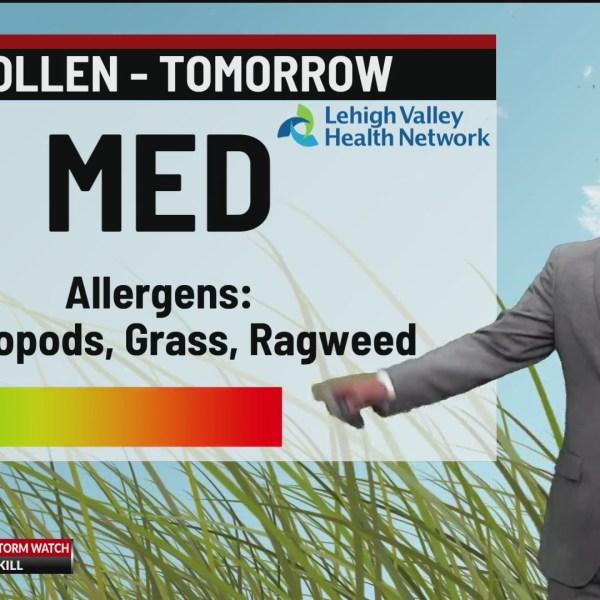 Allergy Alert: August 25, 2020
