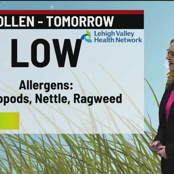 Allergy Alert: August 28, 2020