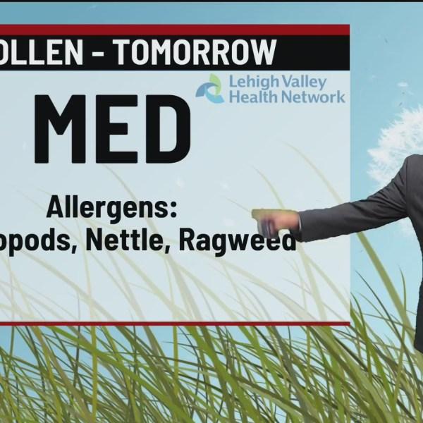 Allergy Alert: August 31, 2020