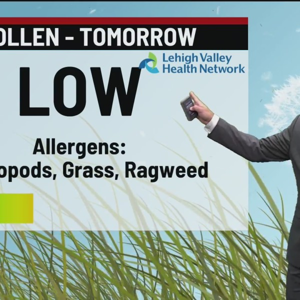 Allergy Alert: September 16, 2020