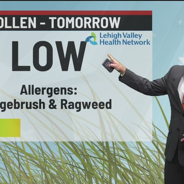 Allergy Alert: September 21, 2020