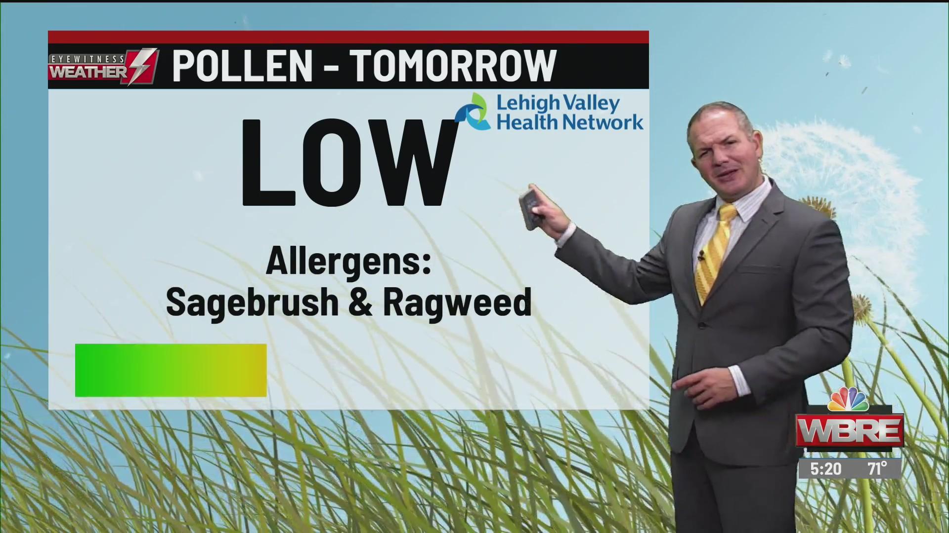 Allergy Alert: September 22, 2020