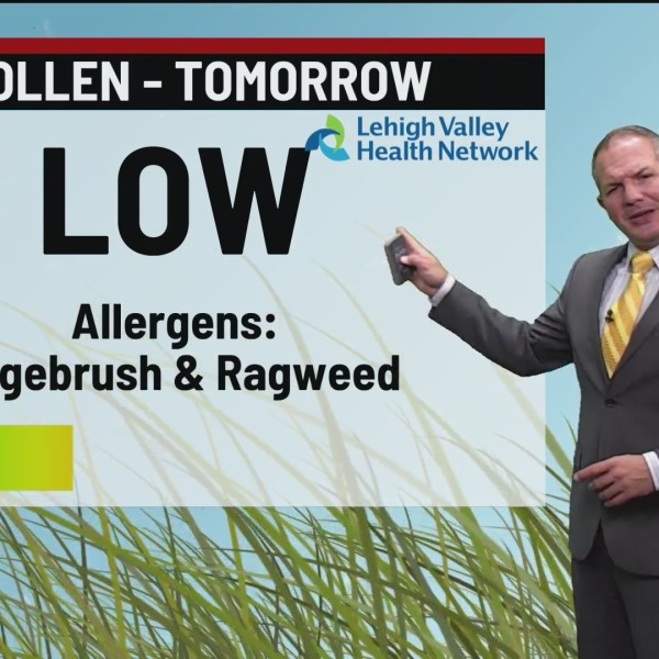 Allergy Alert: September 22, 2020