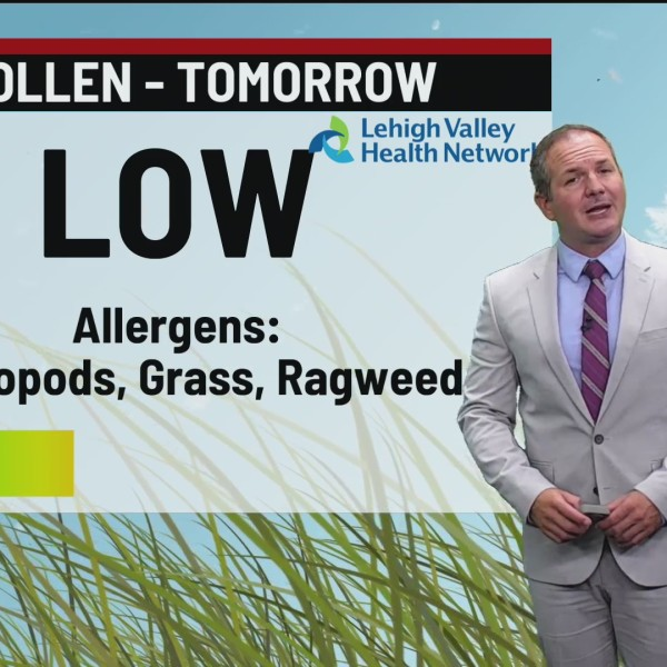Allergy Alert: September 10, 2020