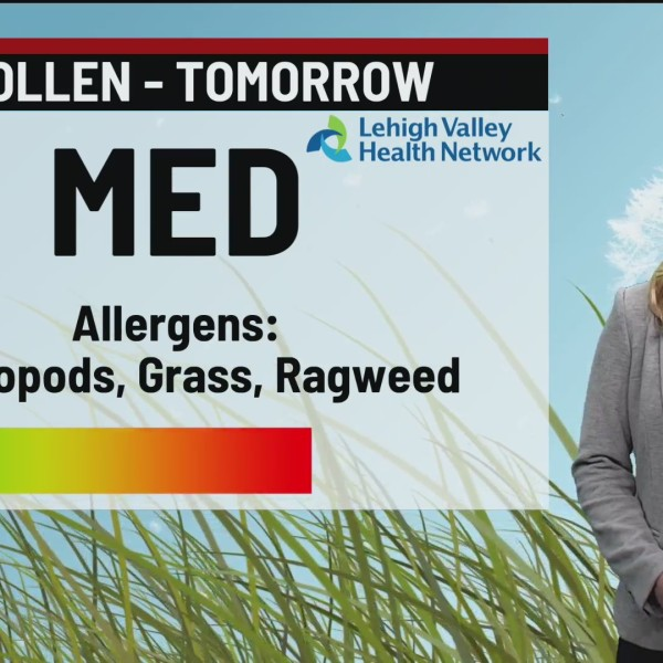 Allergy Alert: September 11, 2020