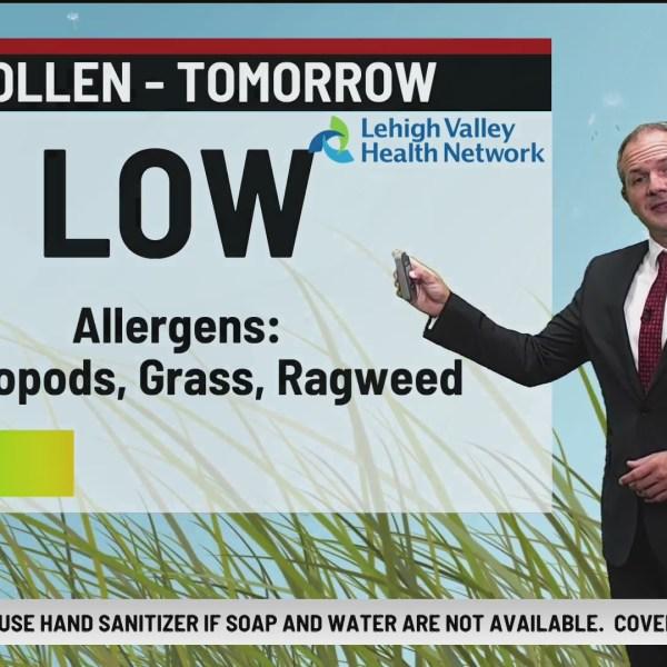 Allergy Alert: September 3, 2020