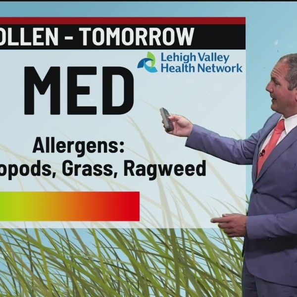 Allergy Alert: September 8, 2020