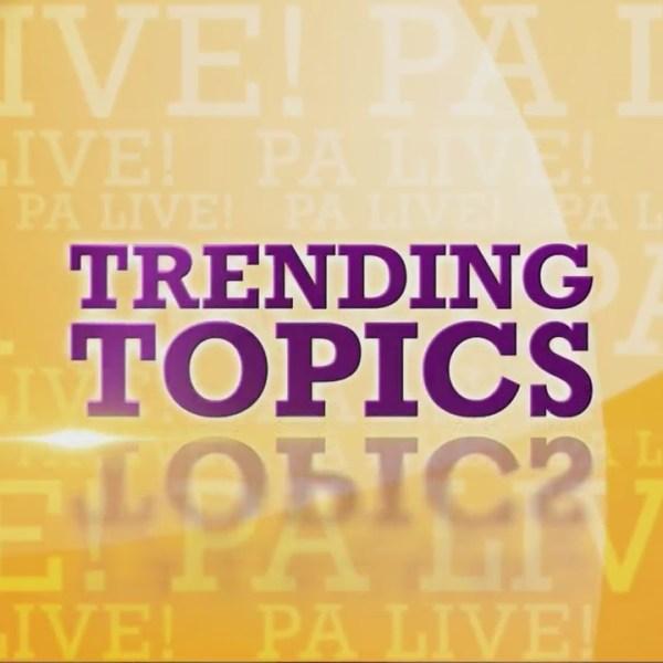 PAlive! Trending Topics