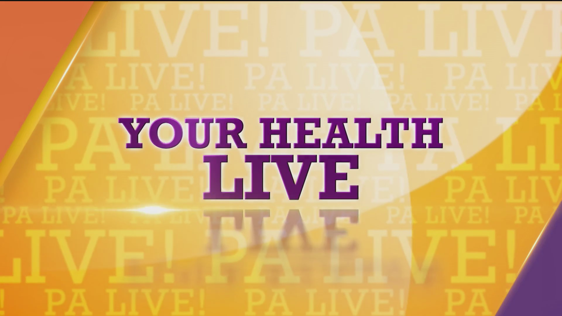PAlive! Your Health Live (Critical Care Medicine) September 2, 2020
