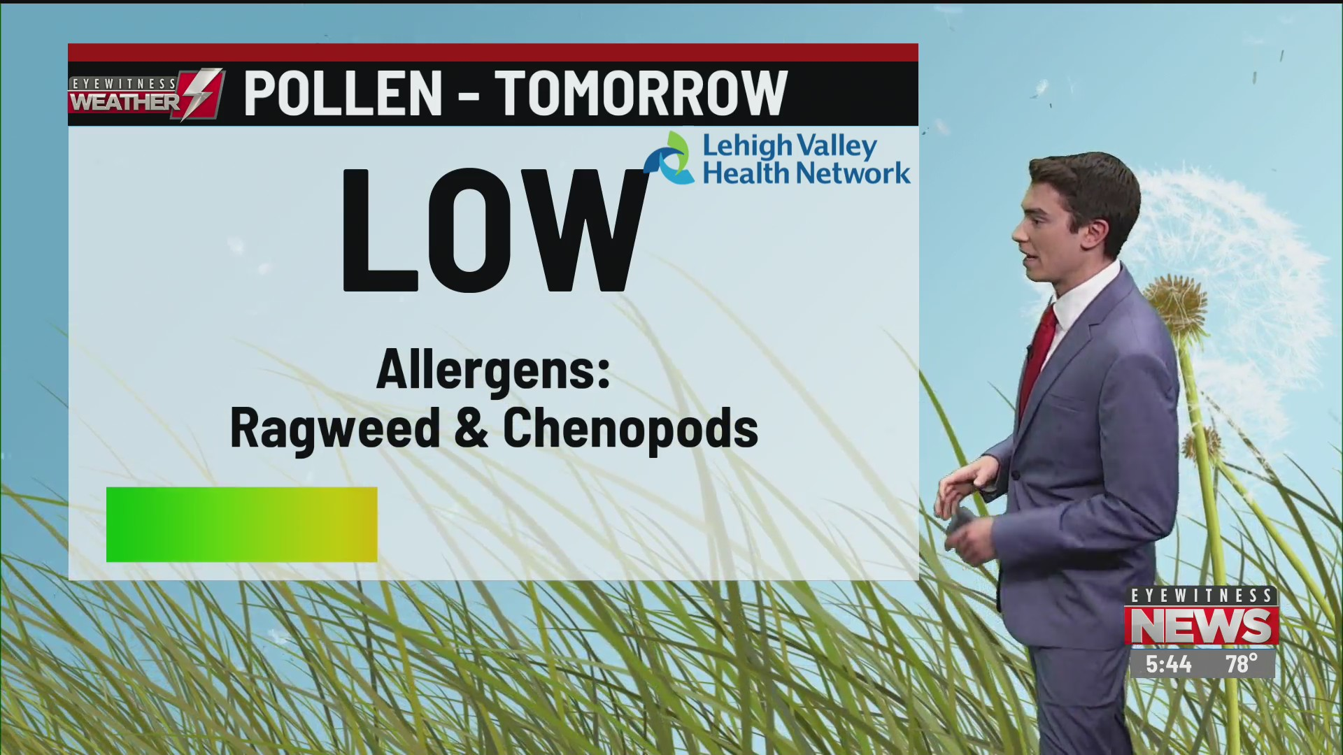 Allergy Alert: September 25, 2020