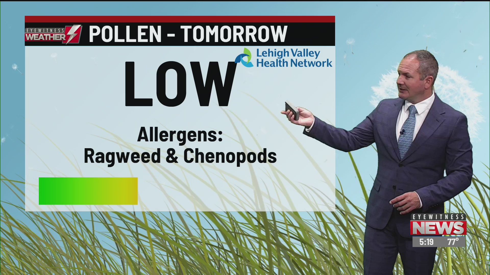 Allergy Alert: September 26, 2020