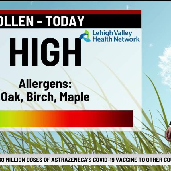 Allergy Alert April 29, 2020