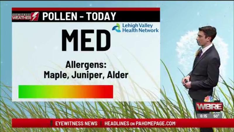 Allergy Alert April 12, 2020