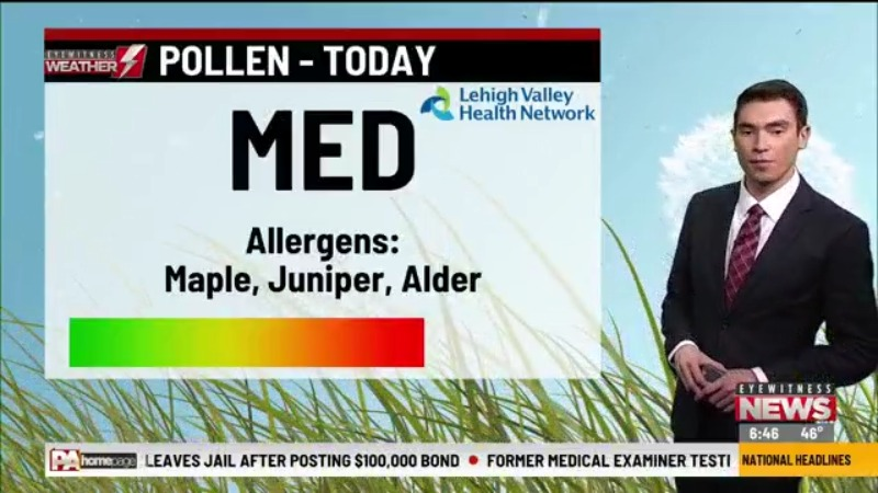 Allergy Alert April 15, 2020