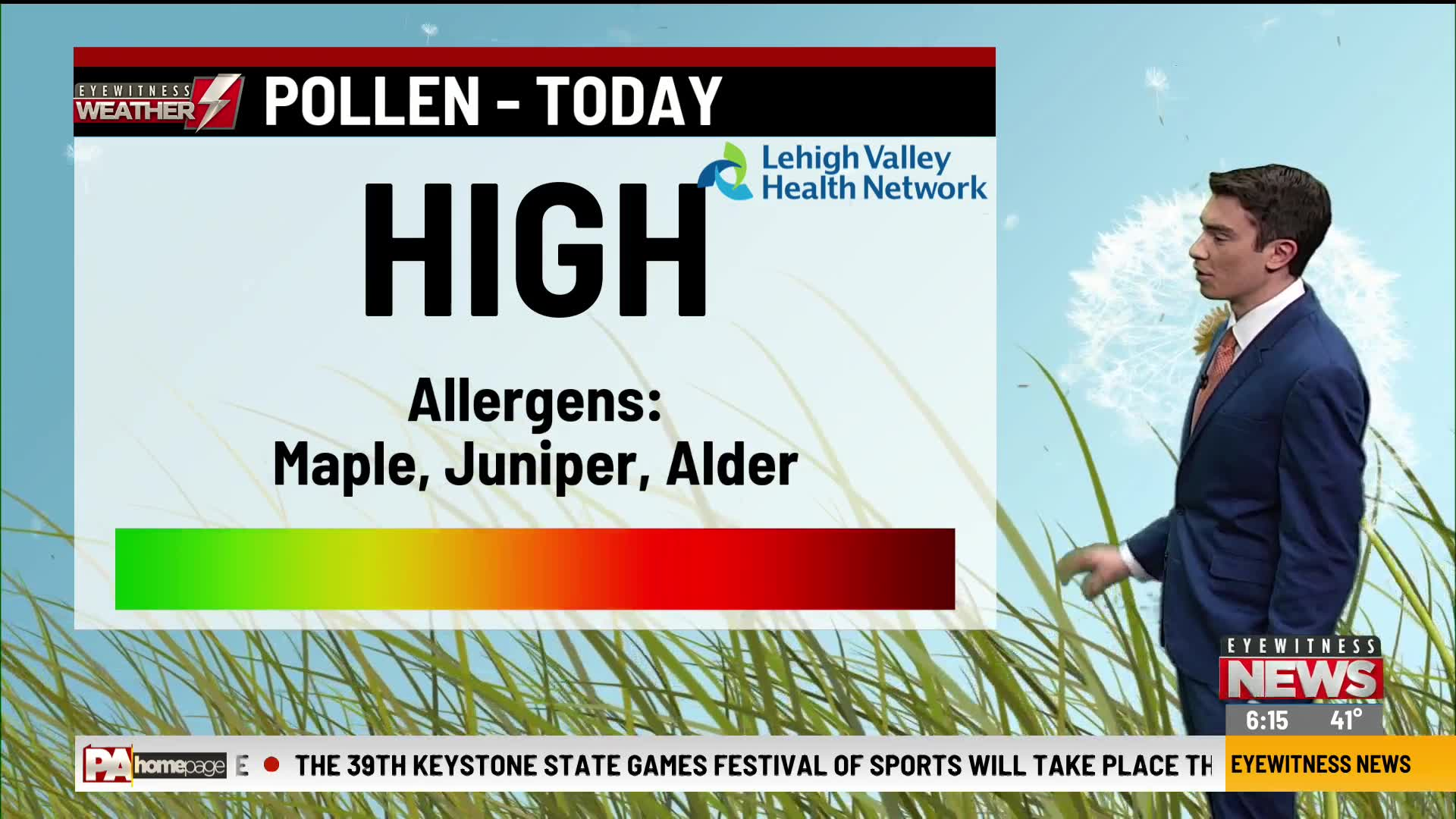 Allergy Alert April 13, 2021