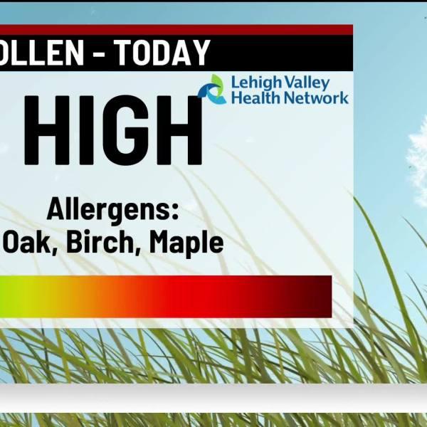 Allergy Alert April 30, 2020