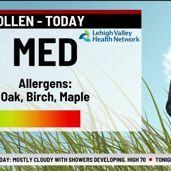 Allergy Alert May 3, 2020