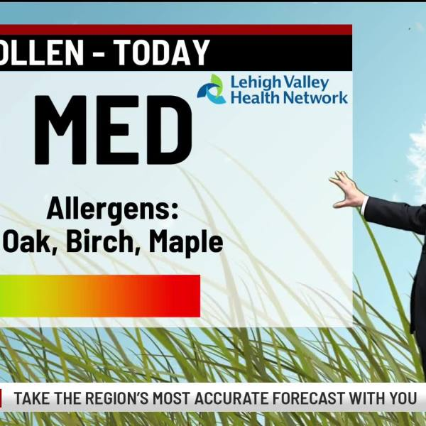 Allergy Alert May 10, 2021