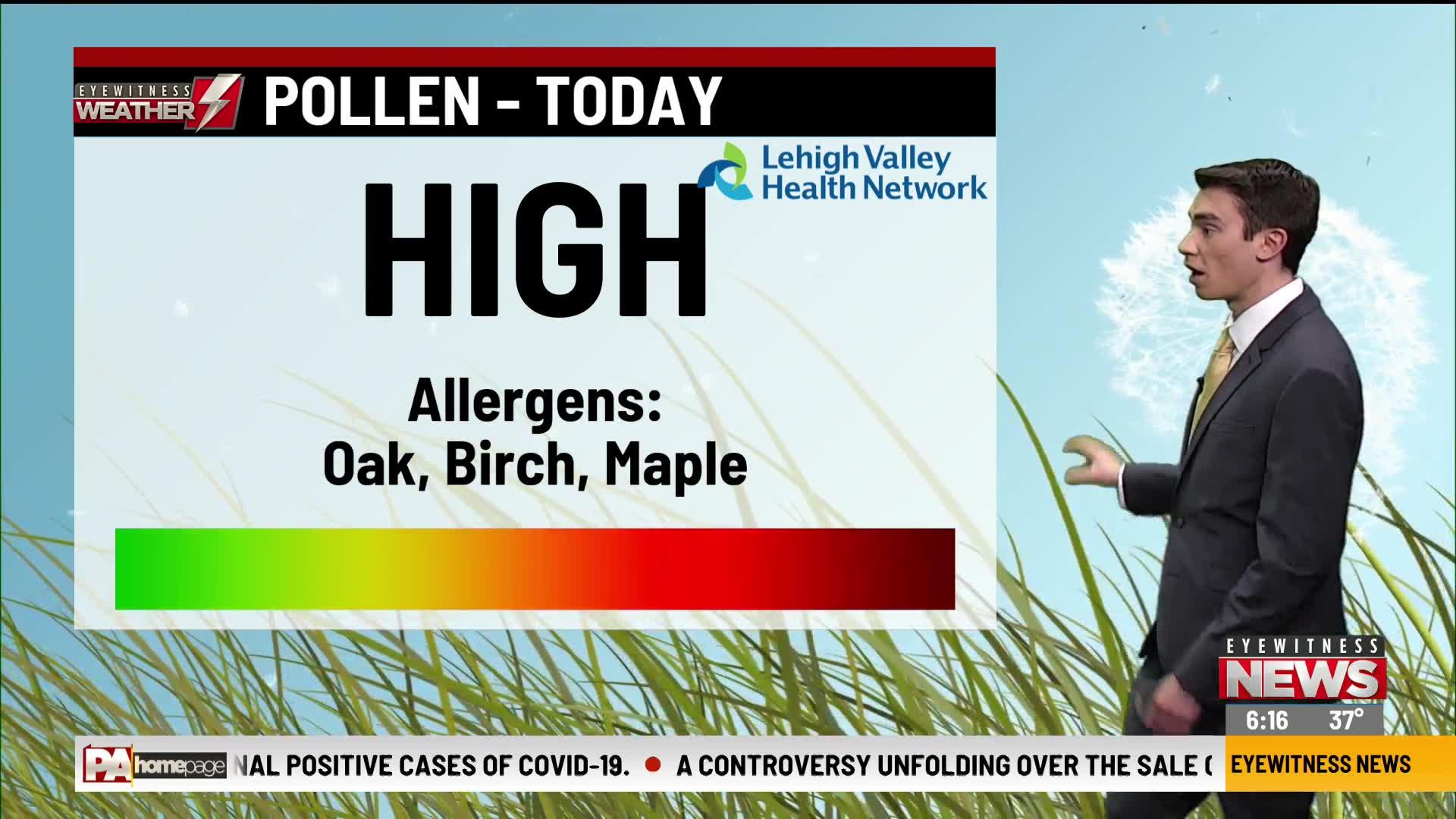 Allergy Alert May 11, 2021