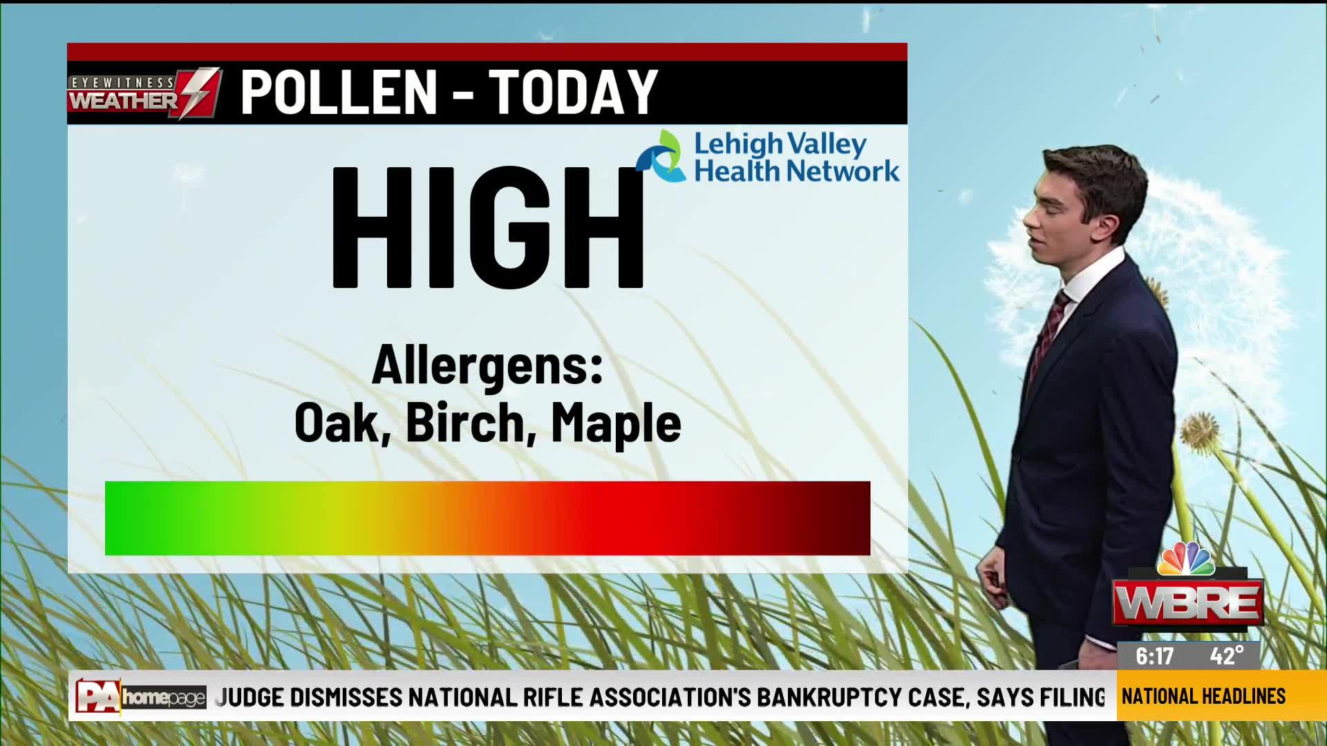Allergy Alert May 12, 2021