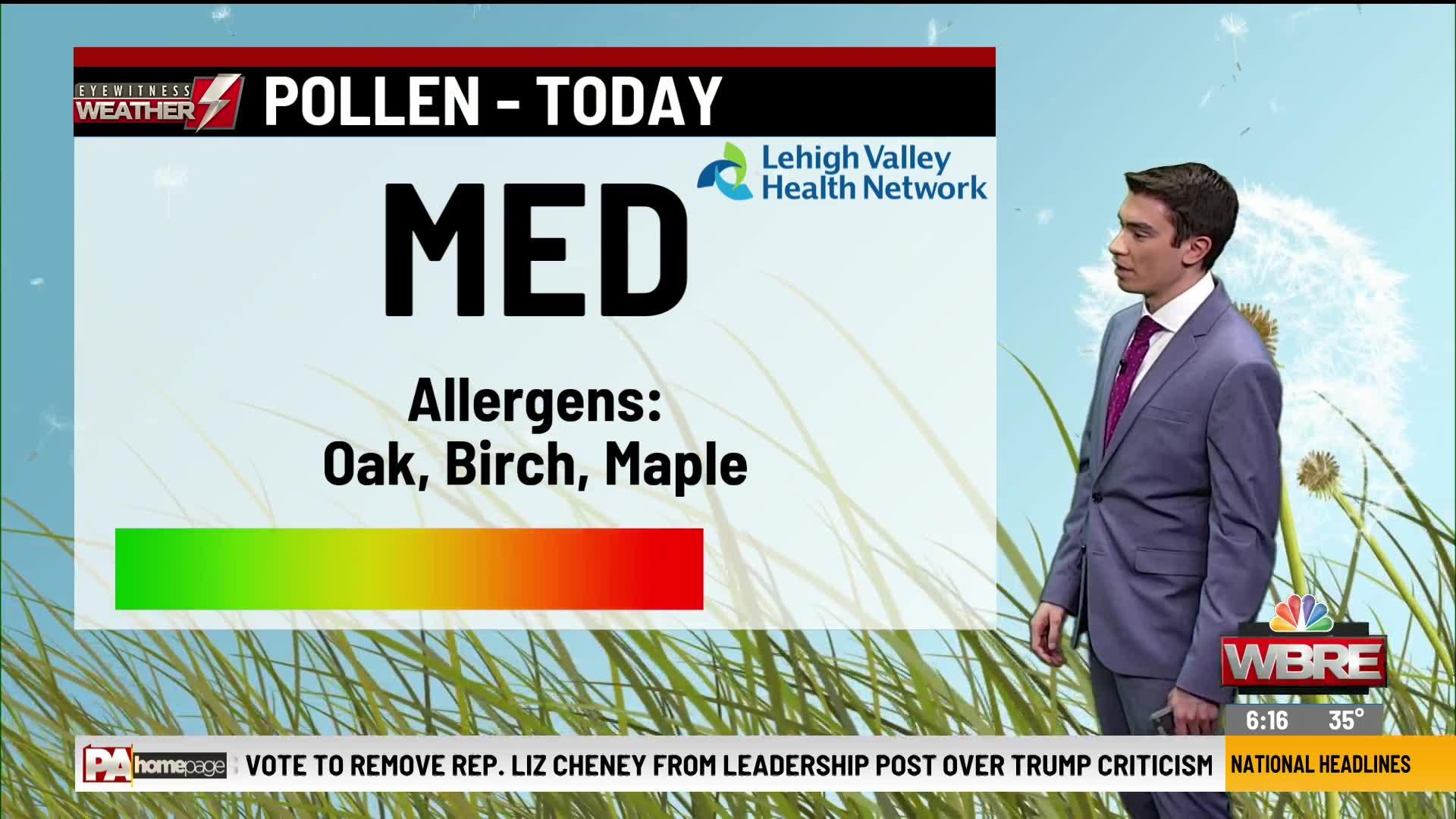 Allergy Alert May 13, 2021