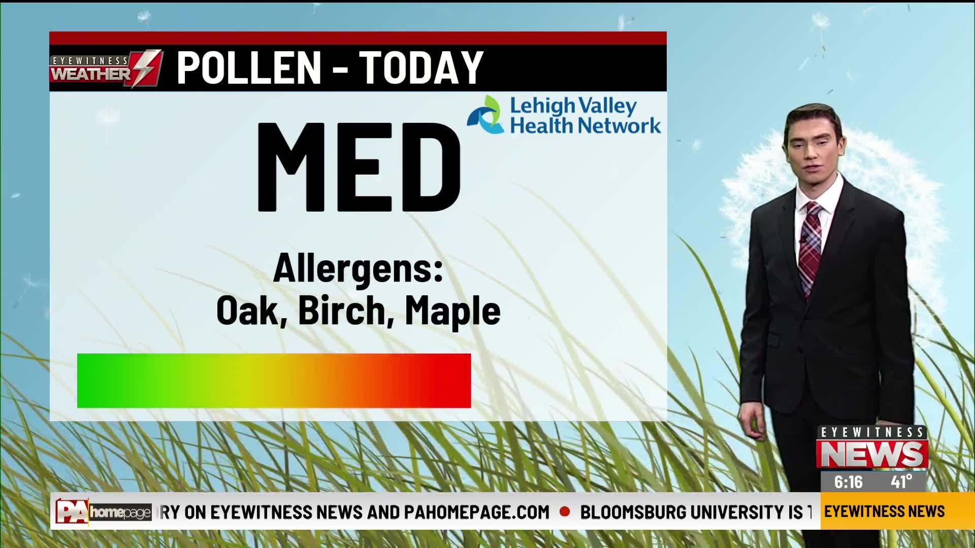 Allergy Alert May 14, 2021