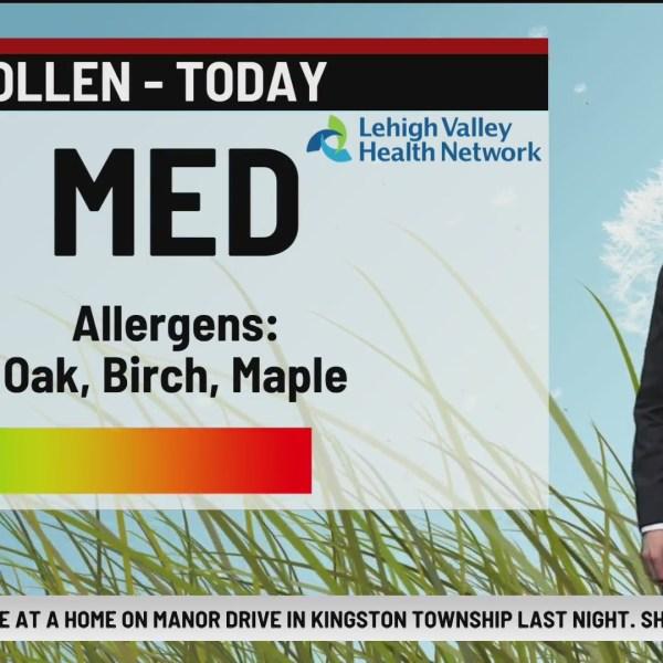 Allergy Alert May 4, 2020