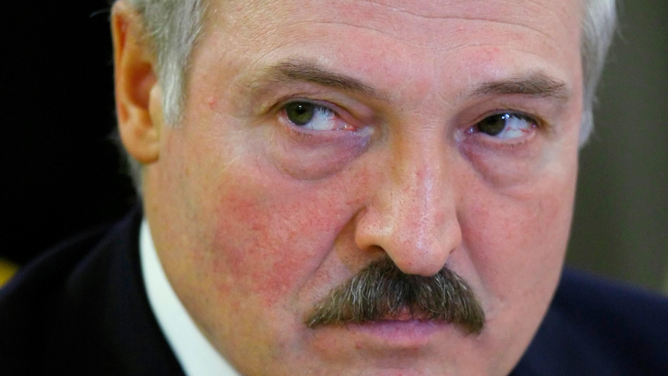 Alexender Lukashenko