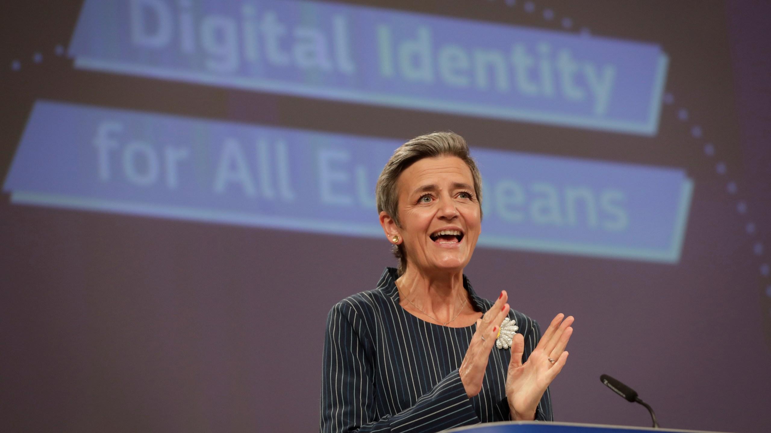 Press conference on establishing a European Digital Identity Framework