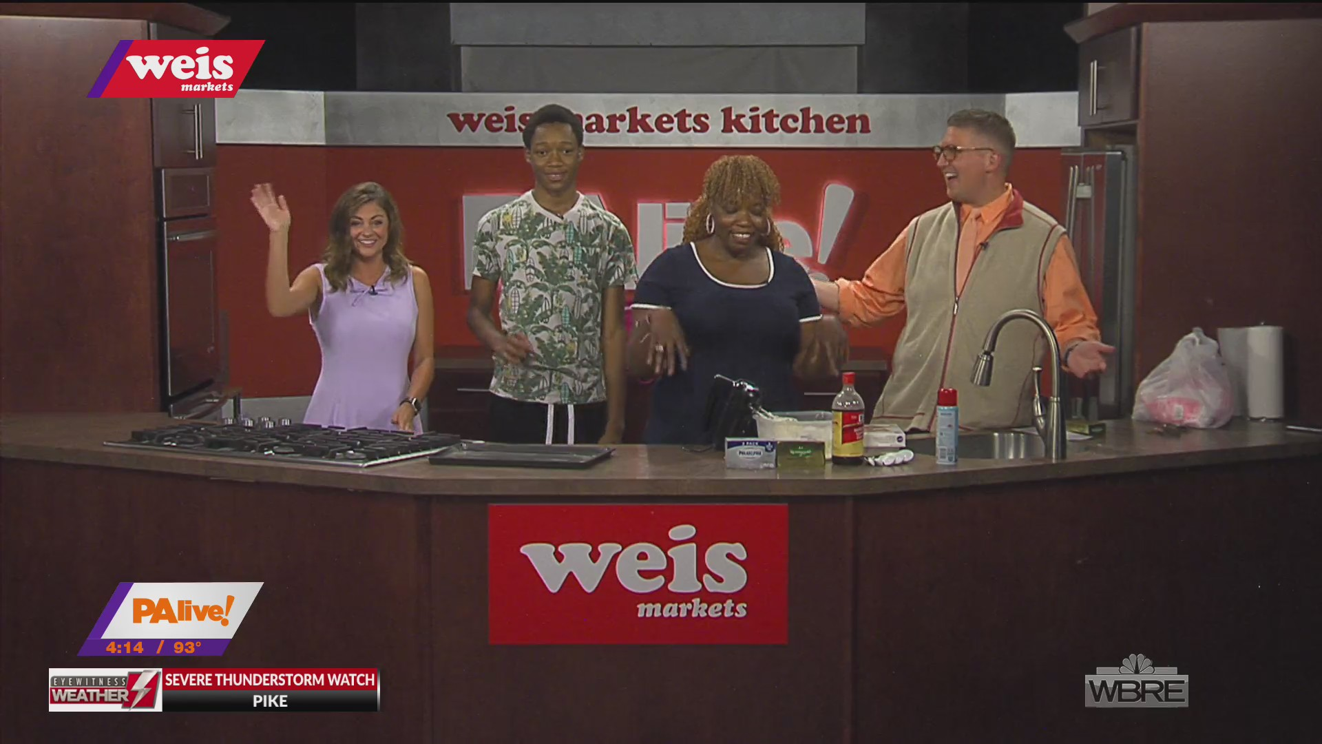 PA live! In The Kitchen June 30, 2021