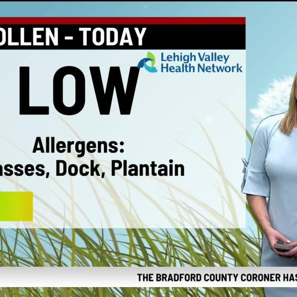 Allergy Alert July 1, 2021
