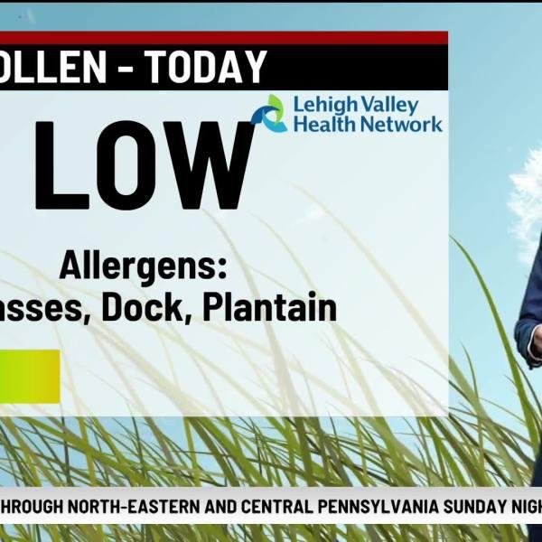Allergy Alert July 13, 2021