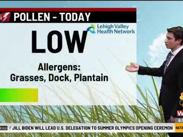 Allergy Alert July 14, 2021