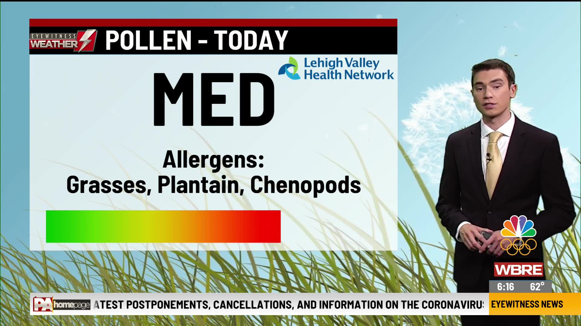 Allergy Alert July 19, 2021