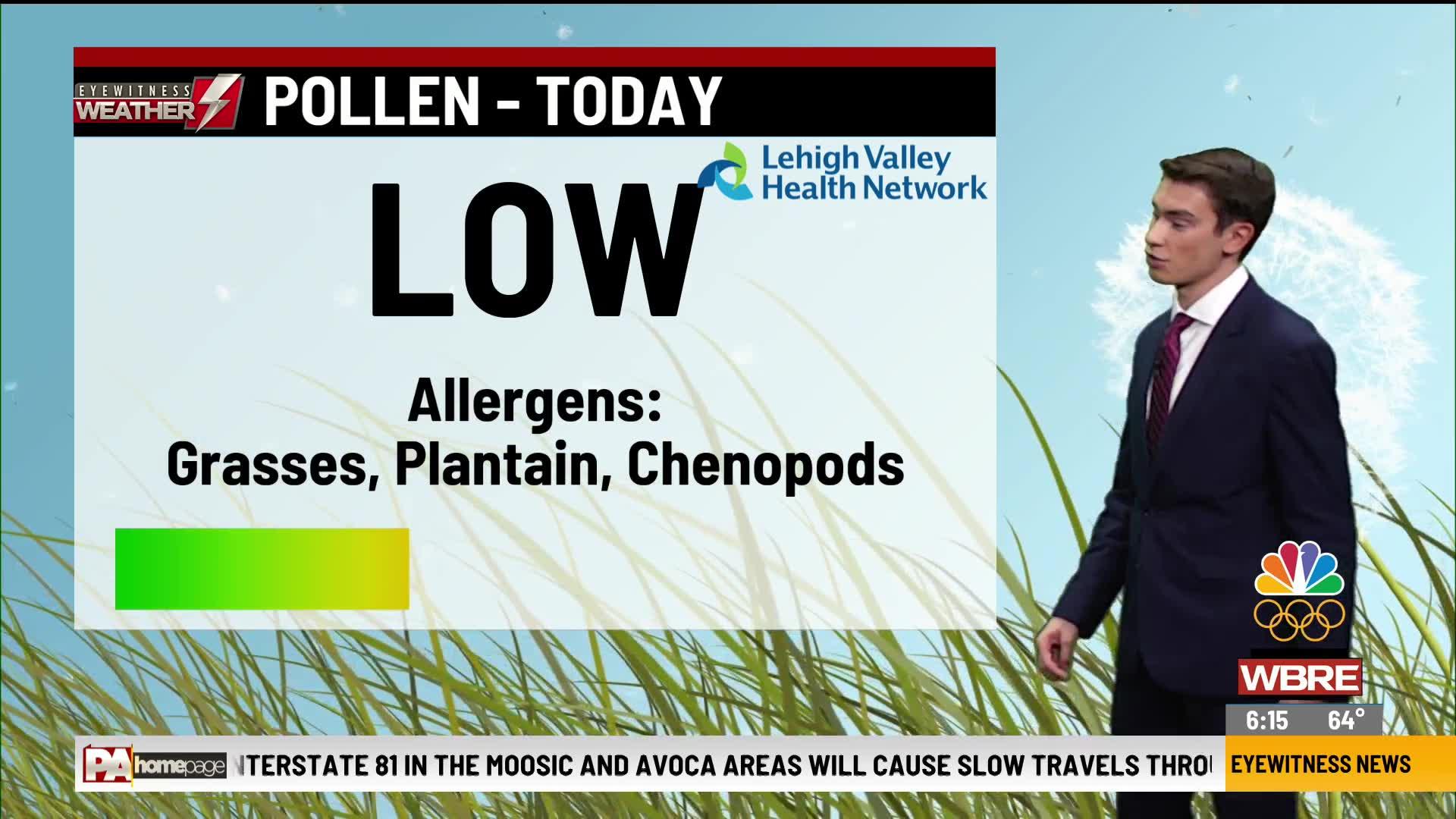 Allergy Alert July 21, 2021