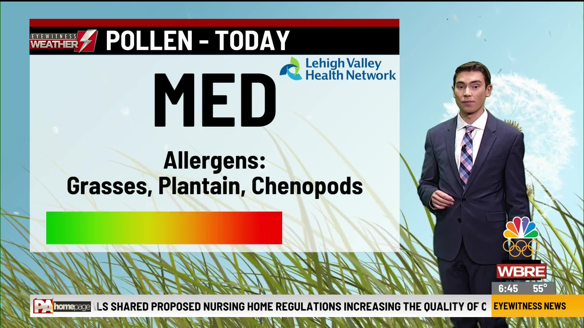 Allergy Alert July 22, 2021