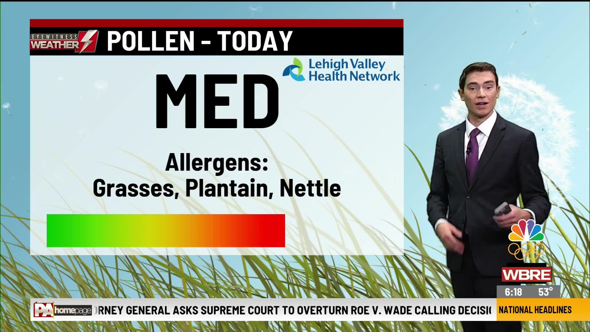 Allergy Alert July 23, 2021