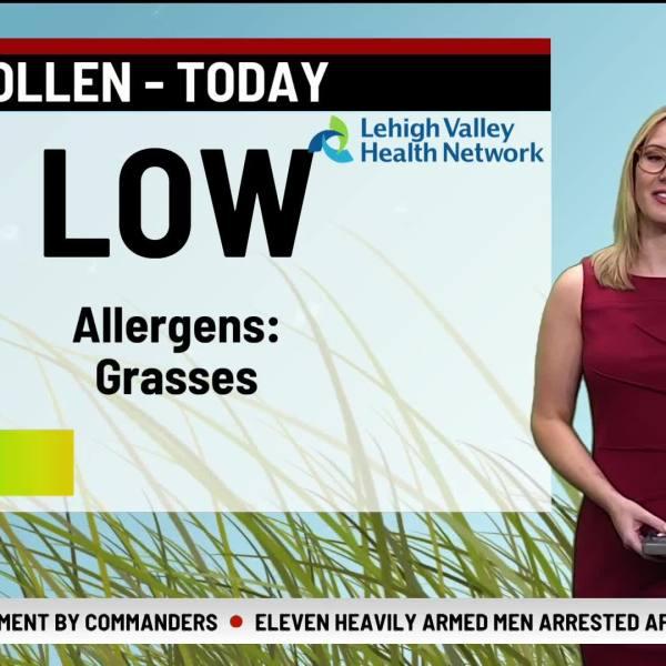 Allergy Alert July 4, 2021
