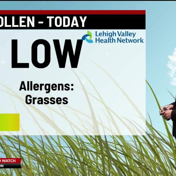 Allergy Alert July 8 2021