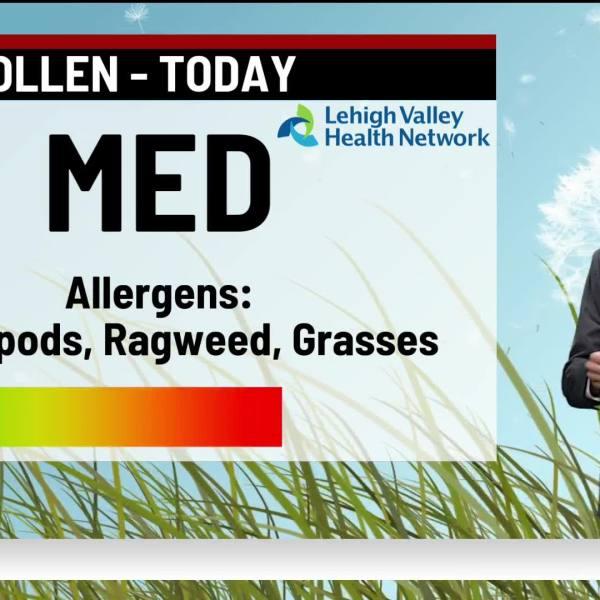 Allergy Alert September 14, 2021