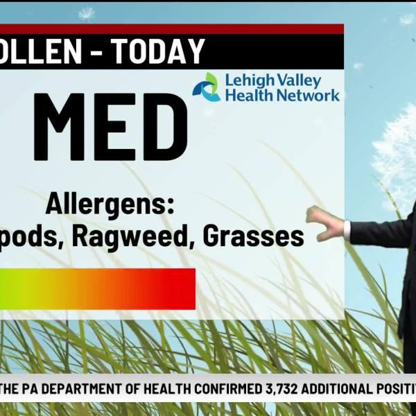 Allergy Alert September 15, 2021