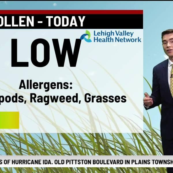Allergy Alert September 16, 2021