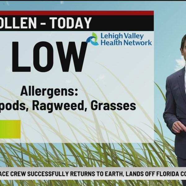 Allergy Alert September 20 2021