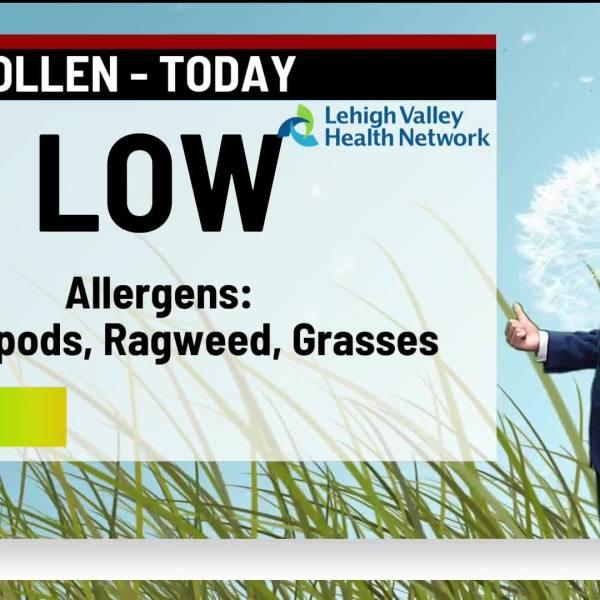 Allergy Alert September 21, 2021