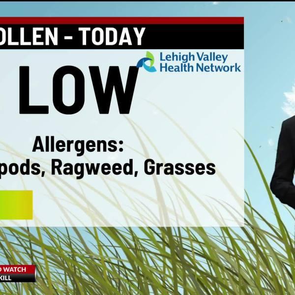 Allergy Alert September 23, 2021
