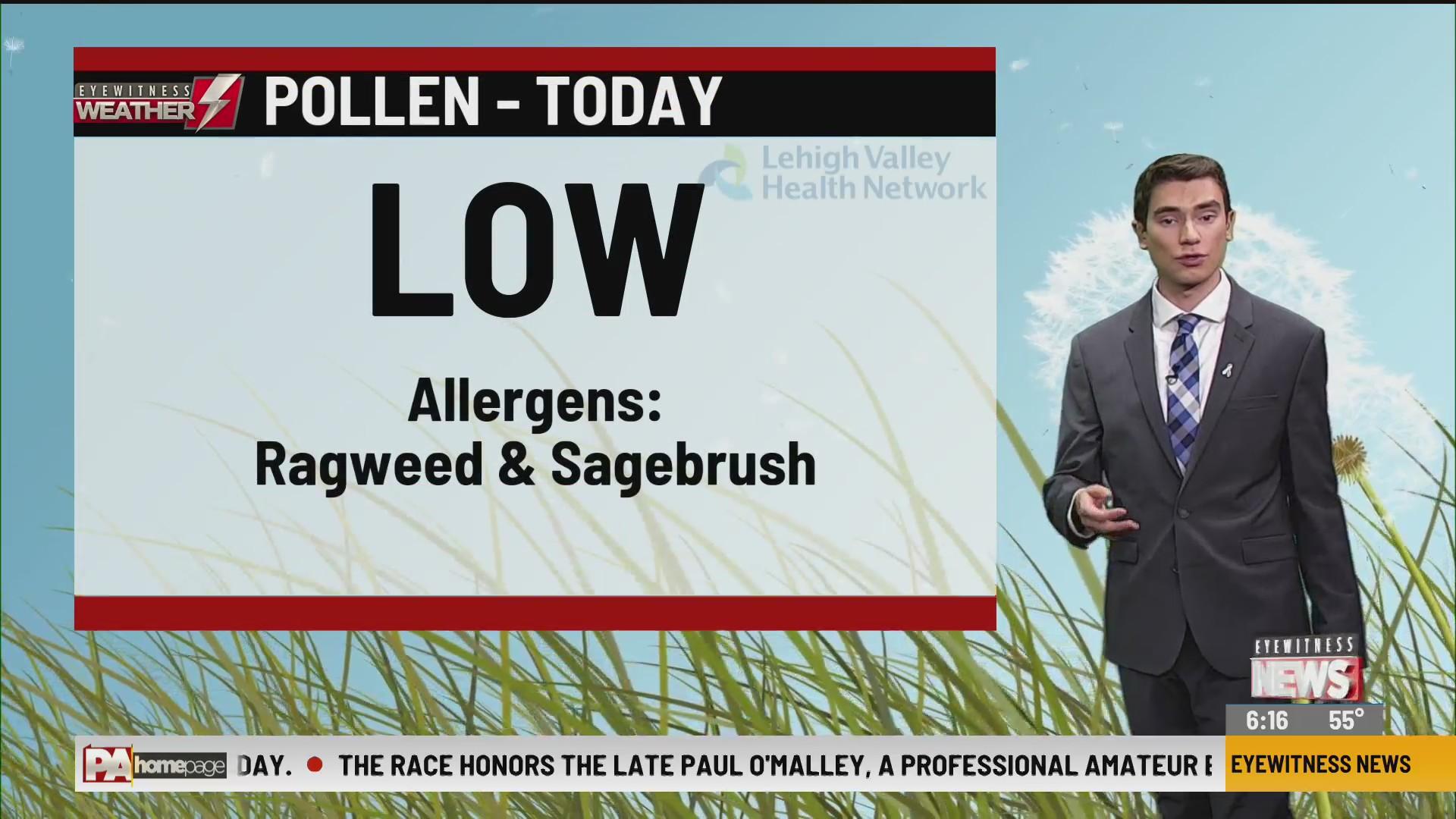 Allergy Alert September 27, 2021