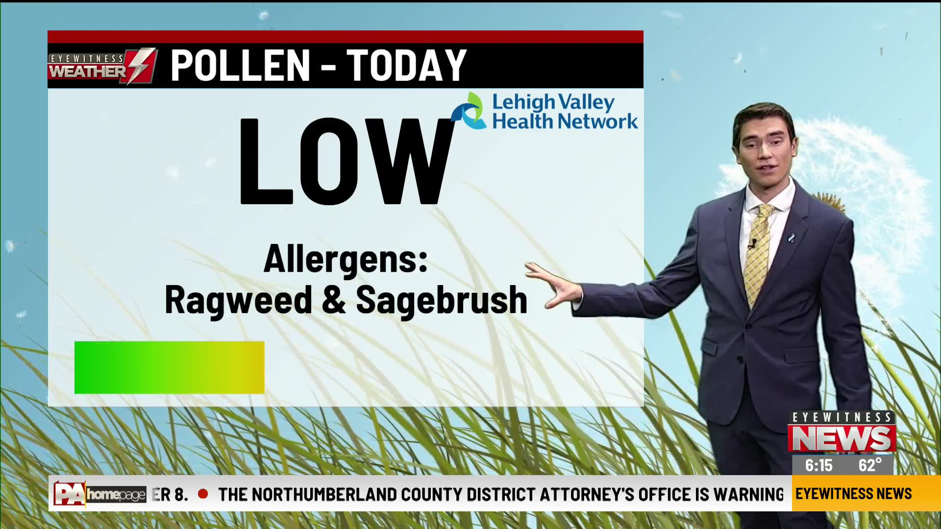Allergy Alert September 28, 2021