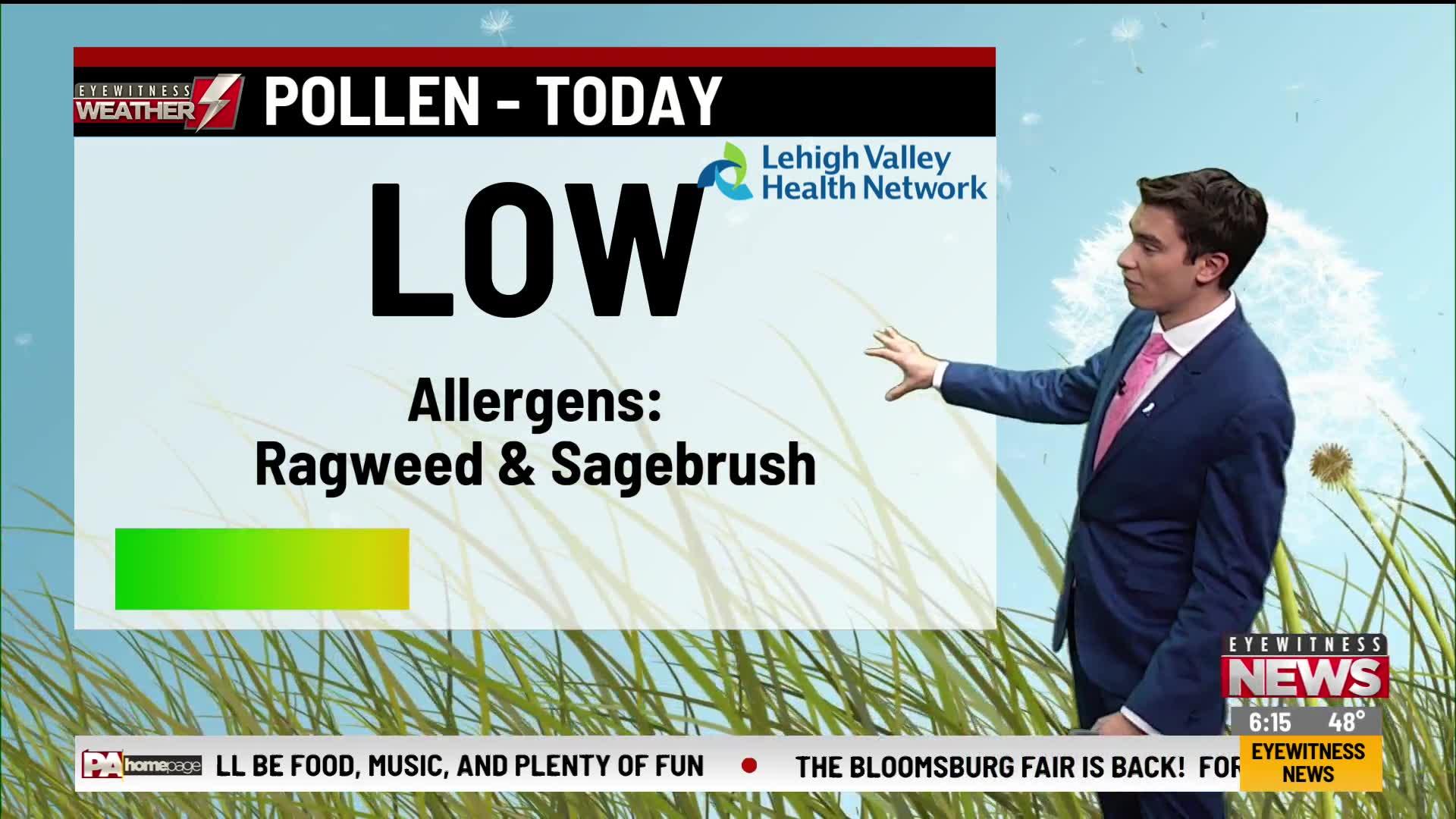 Allergy Alert September 29, 2021